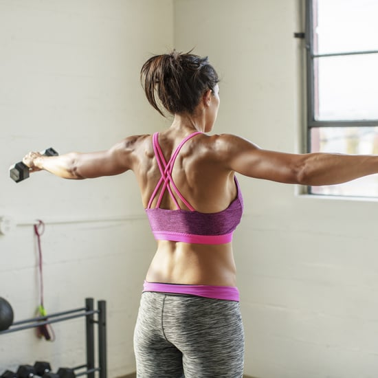 Steph Sanzo's 20-Minute Full-Body Lifting at Home Workout