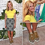 Sixty seconds with Brooklyn Decker: her tomboy tendencies, her sneaker obsession, and more!