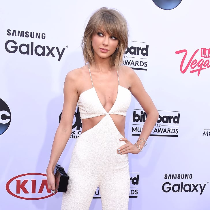 Taylor swift white dress pictures