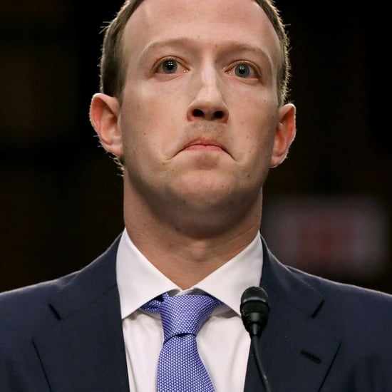 Was Mark Zuckerberg Using a Booster Seat During Testimony?