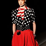 Spring 2011 Milan Fashion Week: Moschino