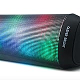 Clever Bright Portable Wireless Bluetooth Speakers LED Lights
