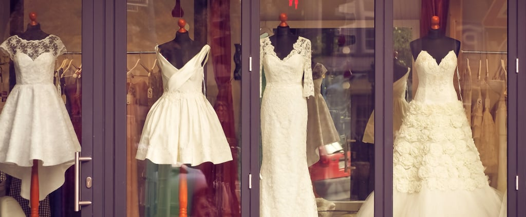 Why You Shouldn't Buy Your Wedding Dress Too Small