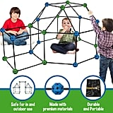 Matchaccino Construction Fort Building Kit