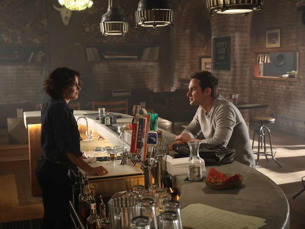 Once Upon a Time: Regina Reunites With Henry in New Photos, but There's a Catch