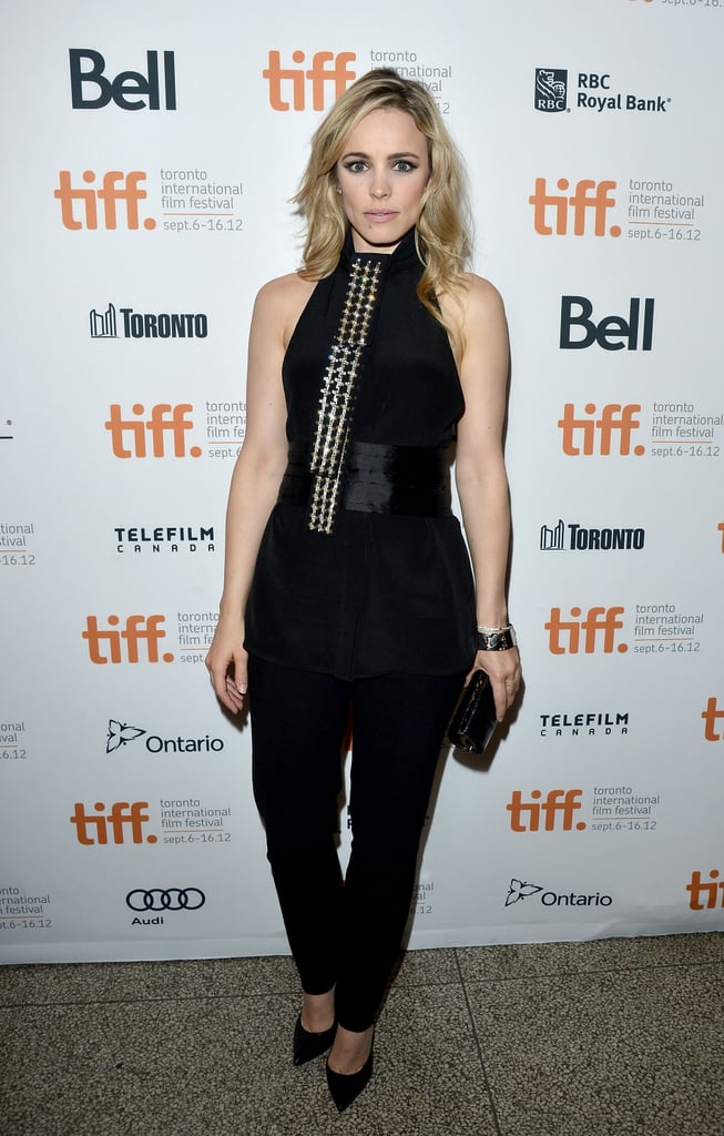 Rachel McAdams Brings Twice the Sexiness to TIFF