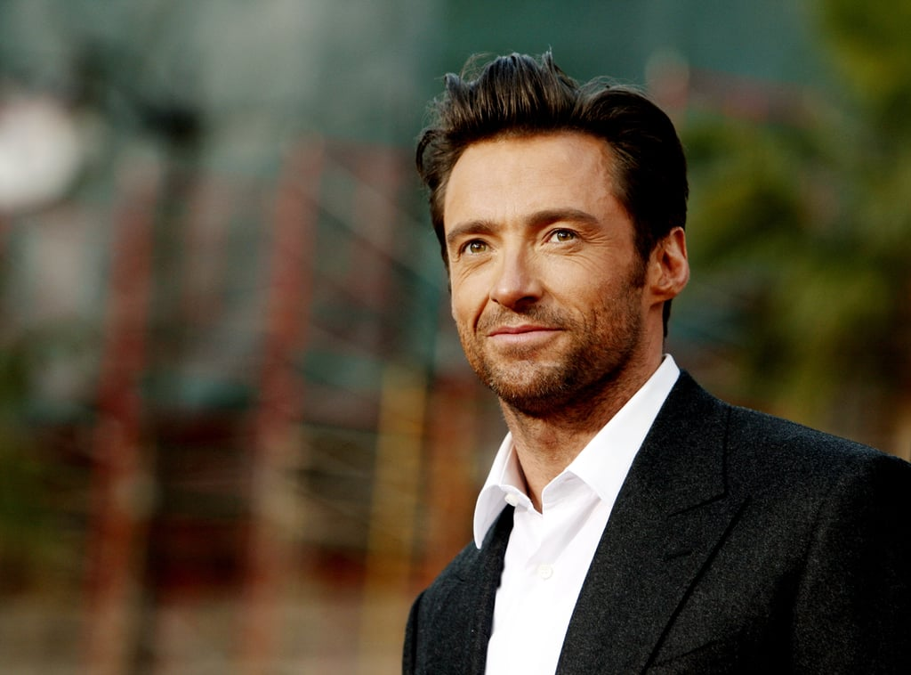 I'm just going to come out and say it: Hugh Jackman is incredibly sexy. Whether he's donning Wolverine's signature sideburns or clean-shaven and dressed in a tux, the 48-year-old actor always manages to make our hearts beat a little faster when he steps out on the red carpet. Aside from being insanely attractive and talented, he's also a devoted husband and family man. Seriously, the way he looks at his wife Deborra-Lee Furness is the sweetest thing. What can we say? He really is the perfect package. Get ready to have your crush intensified times 50 as you look back at some of his best moments over the years.      Related:                                                                                                           11 Glorious Photos of Hugh Jackman's Bare Chest, Just Because