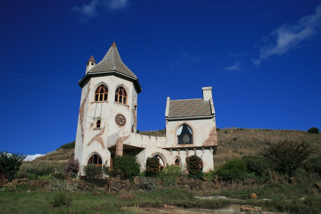 Castle in Clarens, Clarens, South Africa