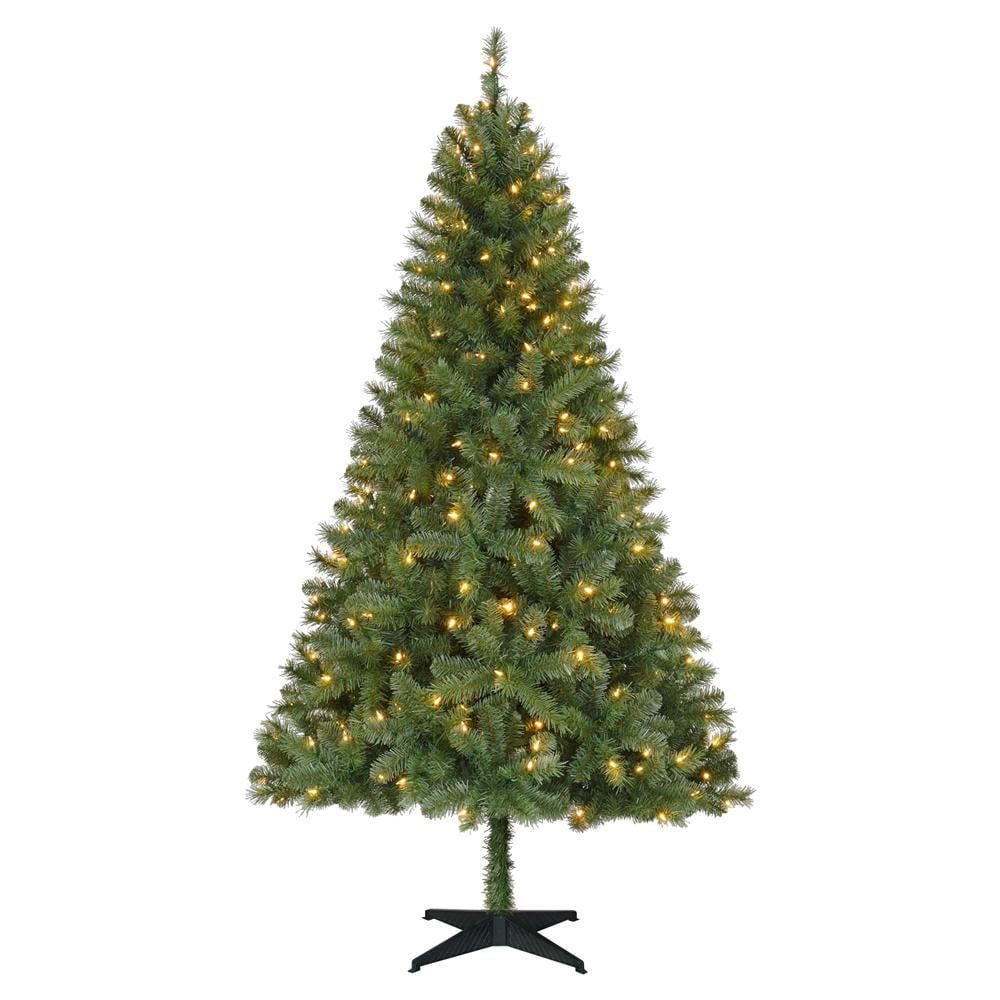 Home Accents Holiday 6 5 Ft Home Depot Christmas Trees