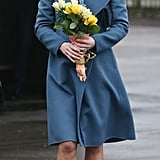 Kate Middleton at the Heads Together Event Jan 2018