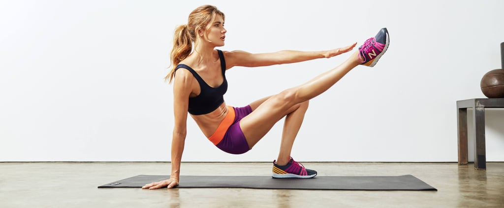 The Perfect Pre-Christmas, 15-Minute, Full-Body HIIT Workout — No Equipment Needed