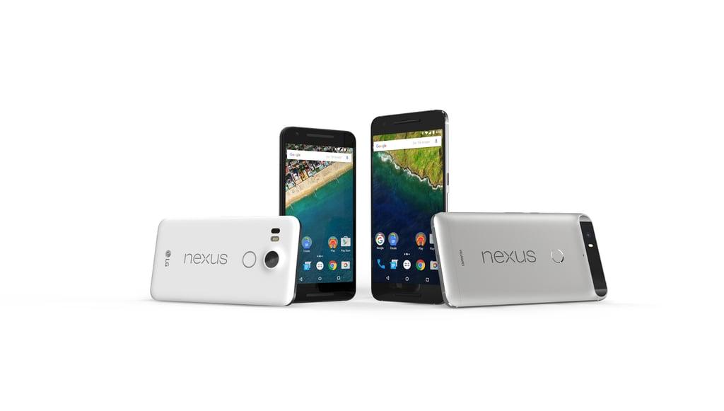 Nexus 5X and 6P