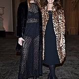 Bianca and Coco posed for photos during a Vogue party in 2016.
