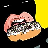 """Bat Donuts,"" Greg Guillemin"