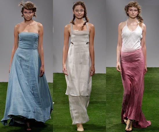 Photos of Prophetik Spring 2011 at London Fashion Week