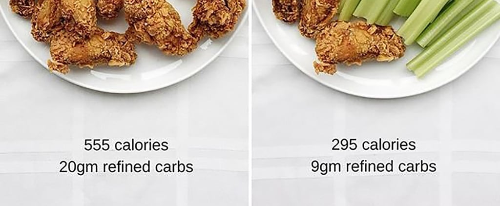 How to Save Calories at Parties