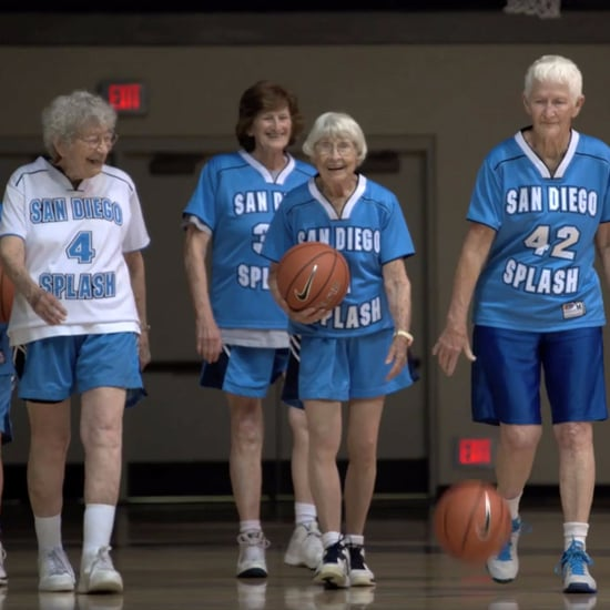 San Diego Senior Women's Basketball Team