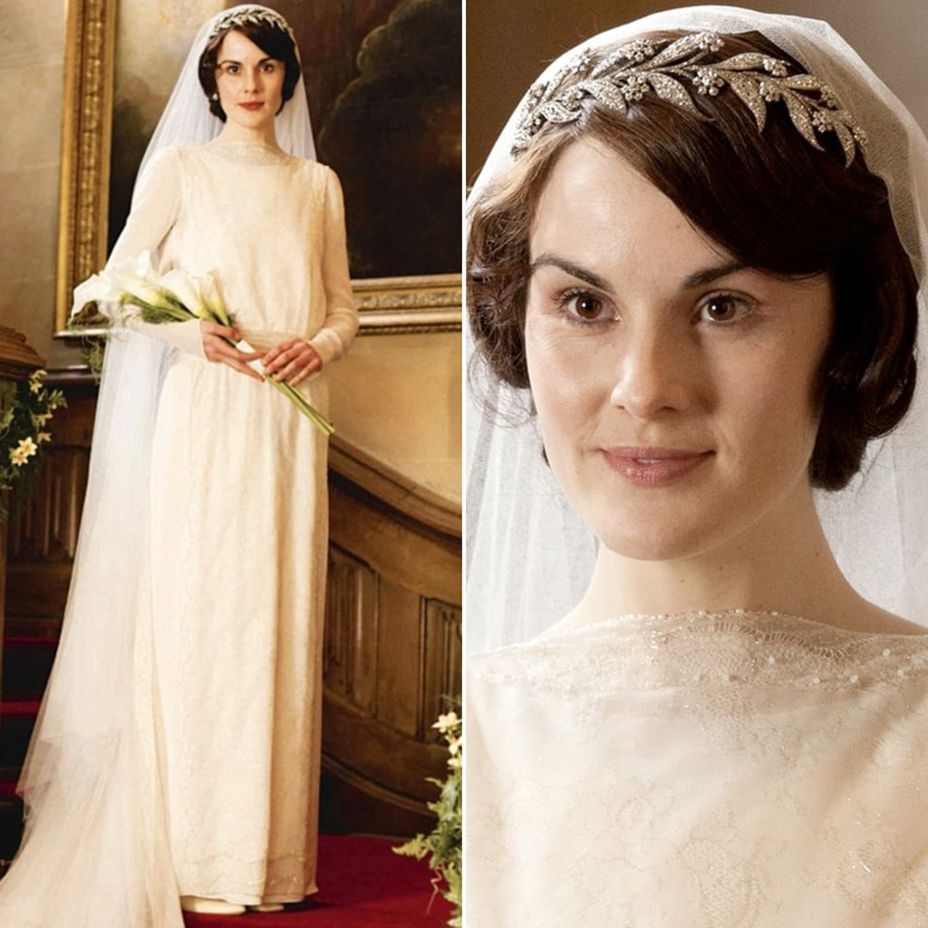 You Can Get Married in Lady Mary Crawley\'s Tiara! | POPSUGAR Fashion UK
