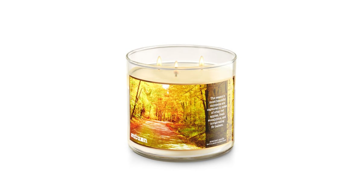 Autumn Candle 23 Bath Amp Body Works Fall Candles 2017
