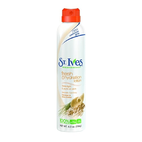 St. Ives Lotion Spray