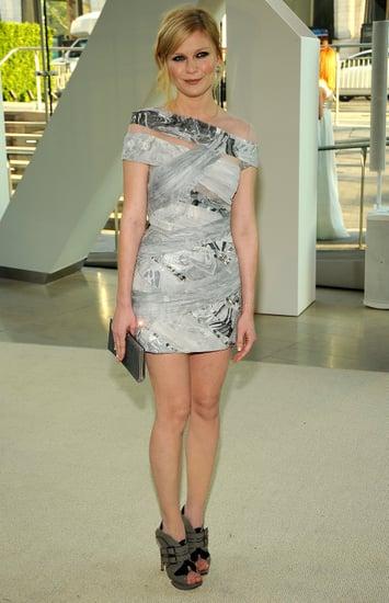 CFDA Awards: Kirsten Dunst
