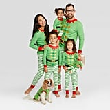Doll Holiday Elf Family Pajama Doll Clothing