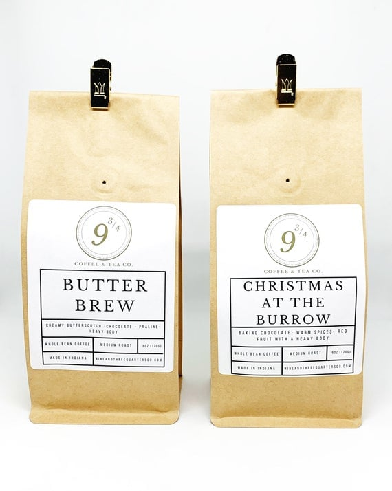 Harry Potter Coffee Blends