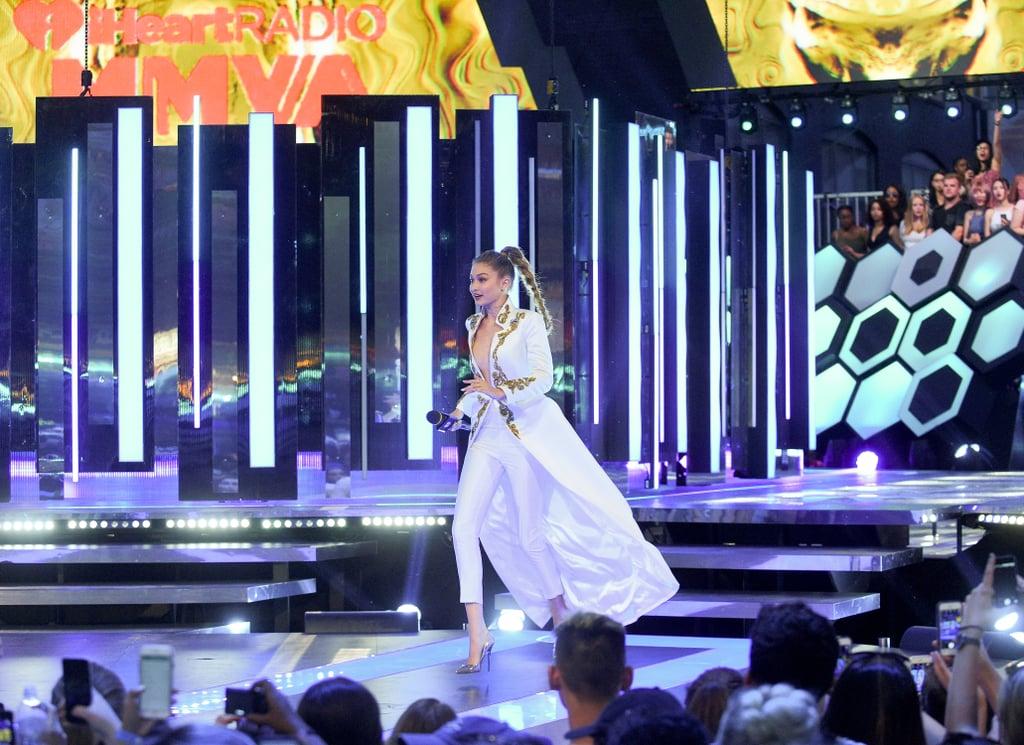 Gigi Hadid Outfits at Much Music Awards 2016
