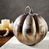 Oxidized Silver Pumpkin