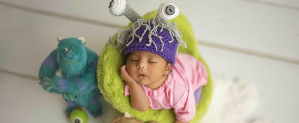 DIY Newborn Costumes For Halloween and Photo Shoots