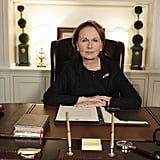 Kate Burton on Scandal