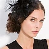 A tasteful rendition of 2011's fascinator trend — perfect for pairing with a LBD.  Tasha 'My Bird Bites' Fascinator Headband ($38)