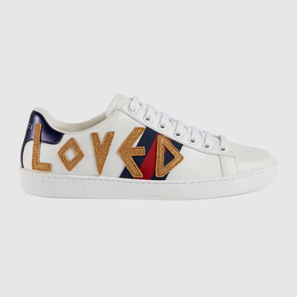 Gucci Ace Embroidered Sneaker  8b10ab231633