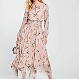 Very Floral Printed Midi Dress