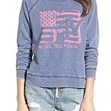 Junk Food Clothing Women's MTV Sweatshirt