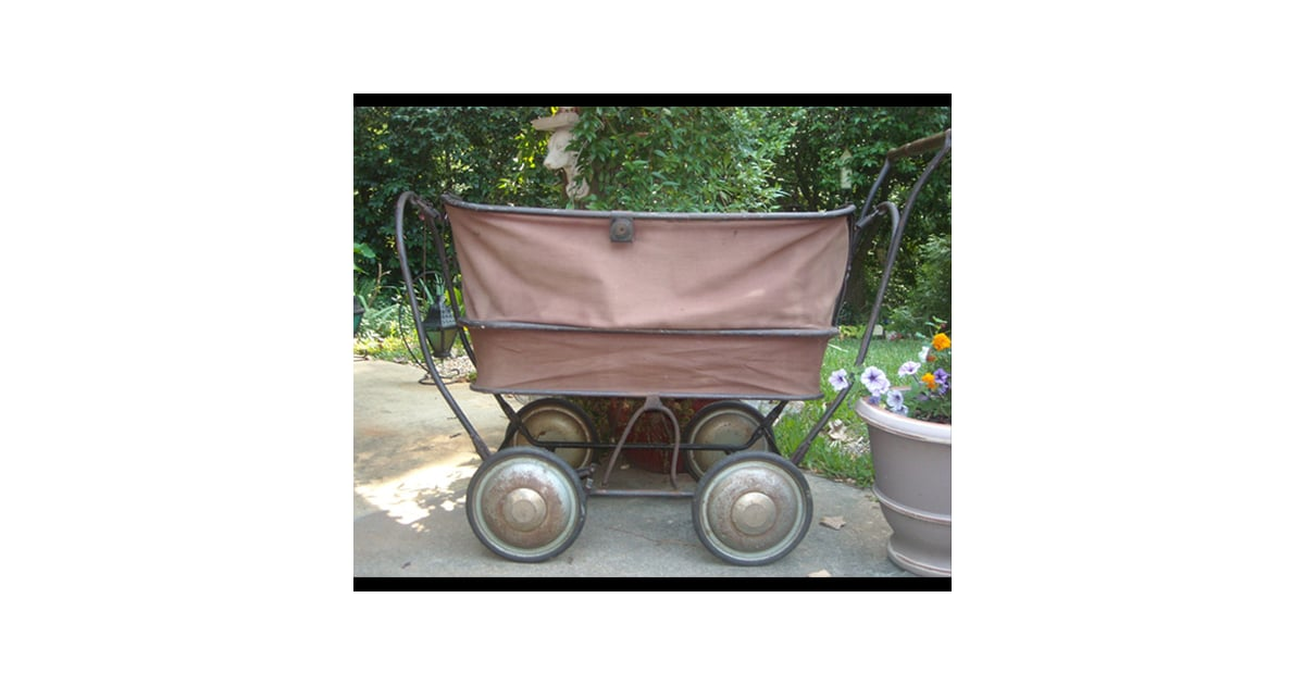 Oc Auto Exchange >> Canvas 1930s Baby Carriage | Pictures of Vintage Strollers ...