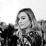 Pictured: Brie Larson