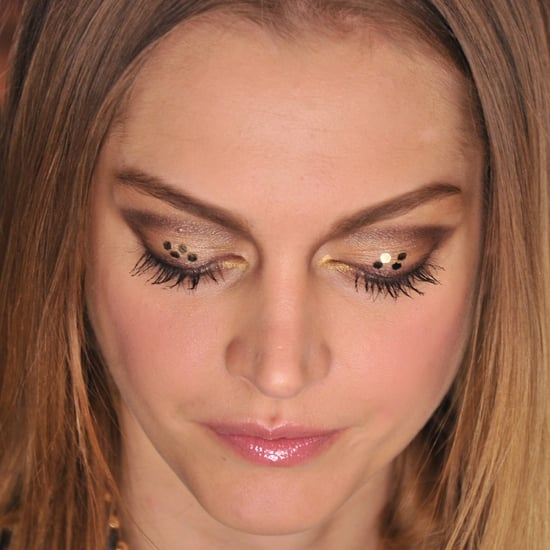 Betsey Johnson Fall 2012 Makeup