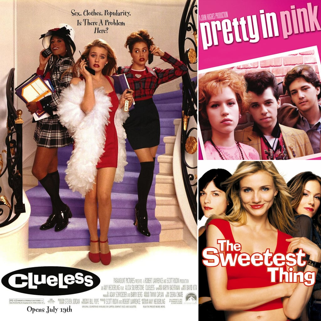 Girlie Movie Marathon