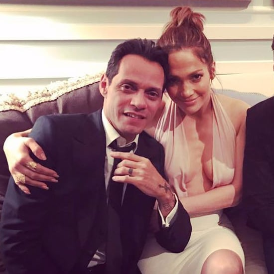 Jennifer Lopez and Marc Anthony Instagram Photos Nov. 2016