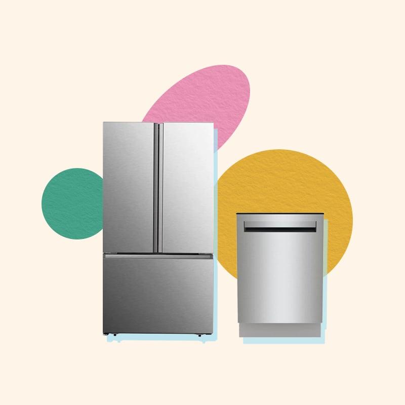 Choose Streamlined Appliances