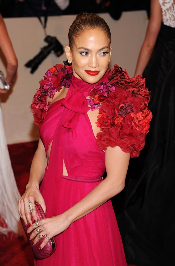Jennifer Lopez's Met Gala Dresses