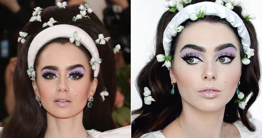 11 People Who Re-Created Lily Collins' Best Met Gala Looks
