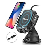 Wireless Charger car mount ($36)