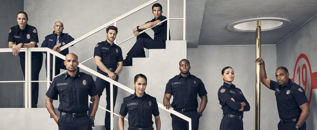 Station 19 Season 4 Cast