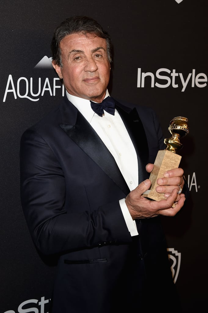 Pictured: Sylvester Stallone
