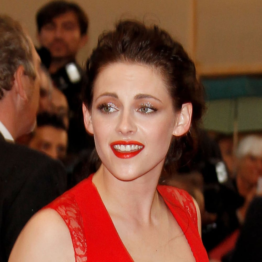 Kristen Stewart Rocked Sexy Red Lips For Her Latest Cannes