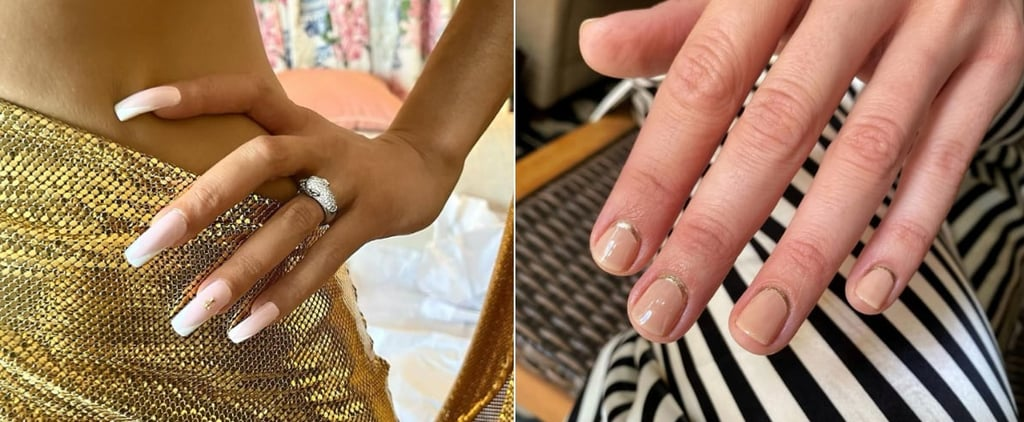 Best Celebrity Manicures and Nail Art at the 2021 Oscars