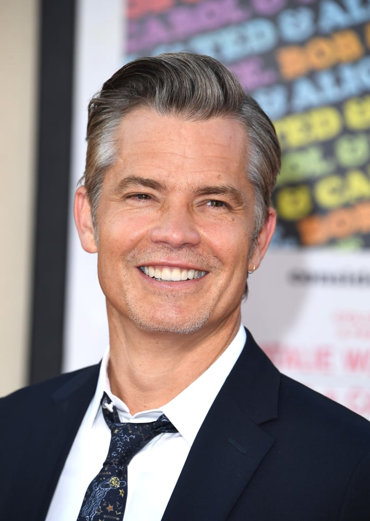 Timothy Olyphant at the Once Upon a Time in Hollywood premiere in LA.