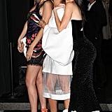 Gigi Hadid, Zendaya, and Kendall Jenner